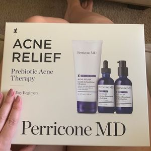 Perricone MD adult acne relief set for 90 days